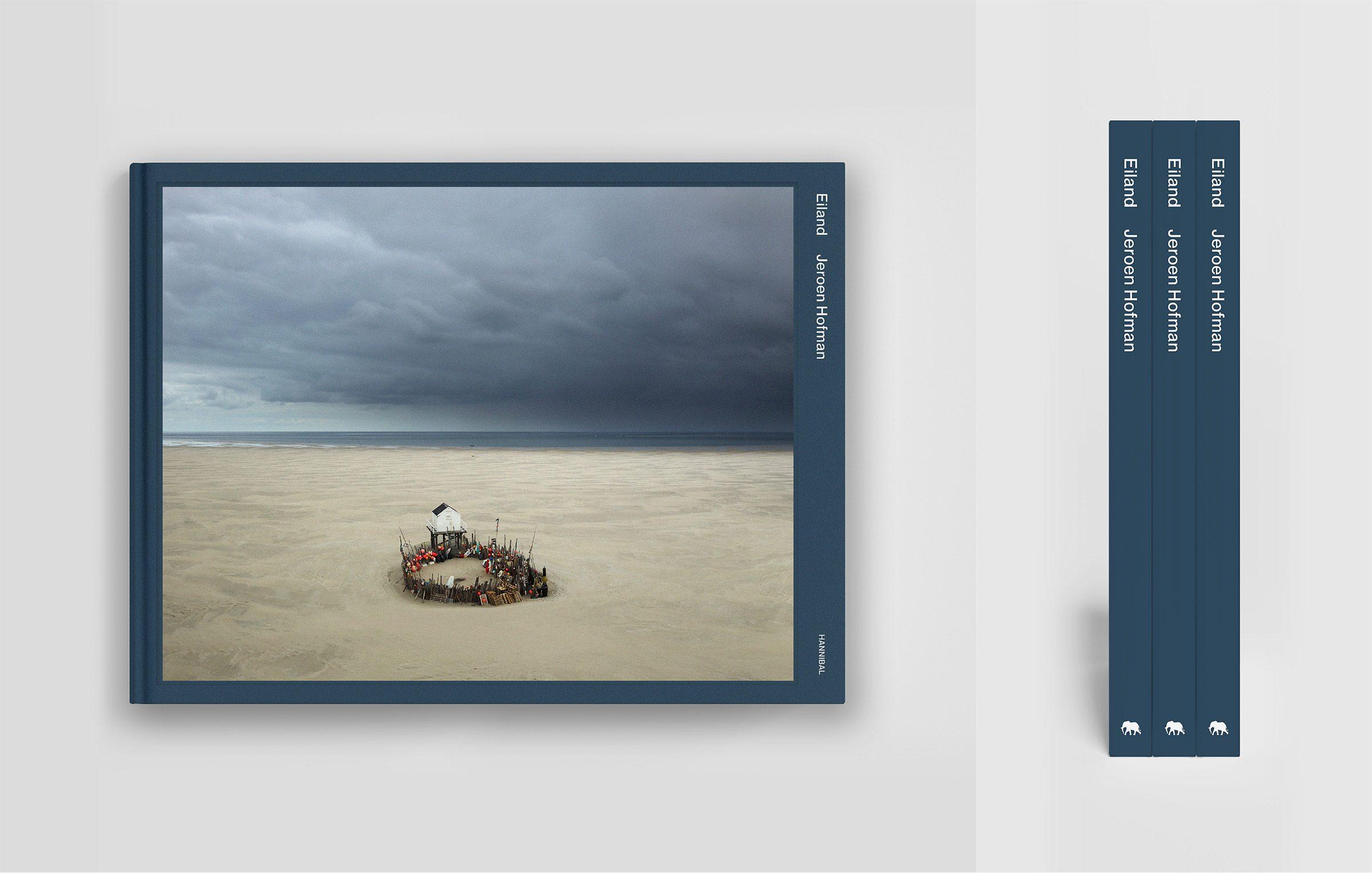 Eiland, Jeroen Hofman, boek, Waddeneilanden